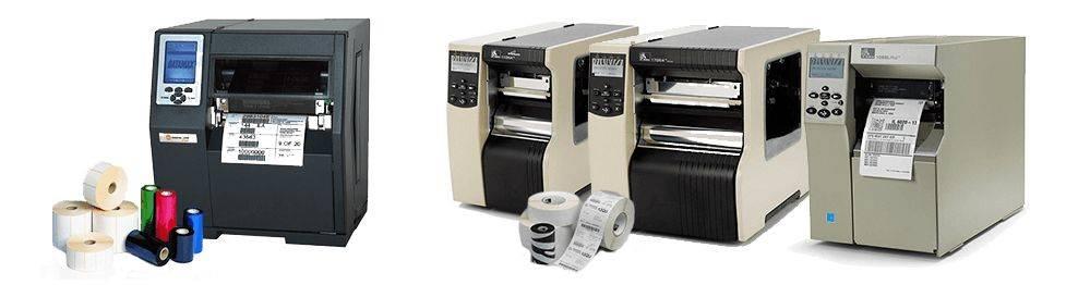 Impresoras alta producción