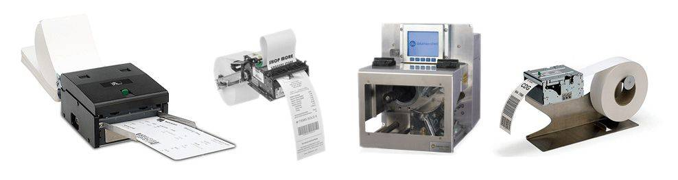 Impresoras integración
