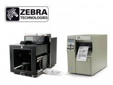 Impresoras industriales Zebra