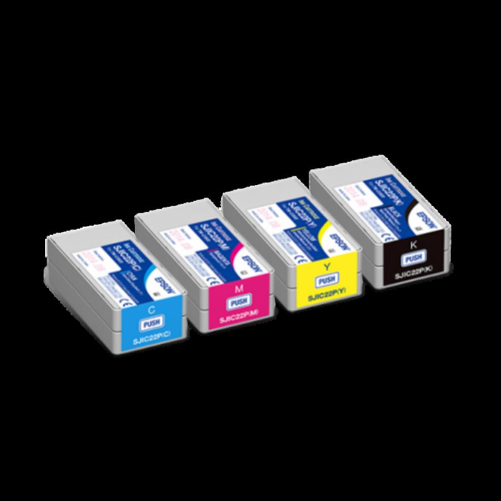 Tintas inkjet Epson ColorWorks