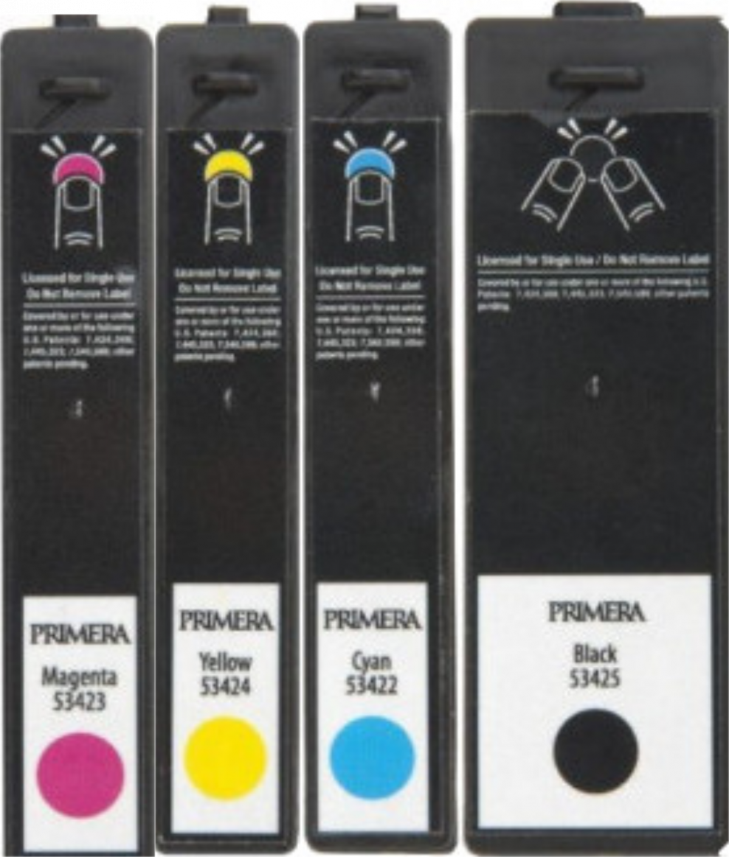 Tintas inkjet DTM Lx