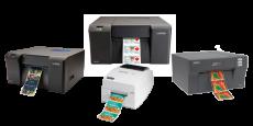 Impresoras de Etiquetas Color DTM