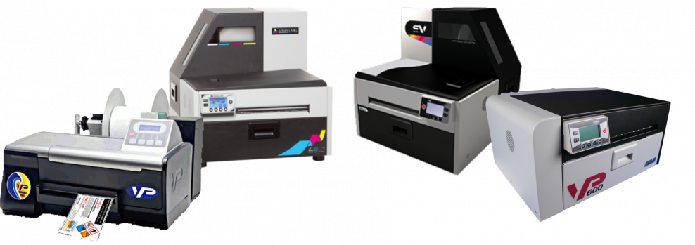 Impresoras de Etiquetas Color Vipcolor