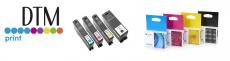 DTM labels products