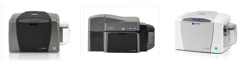 Impresoras de tarjetas ID