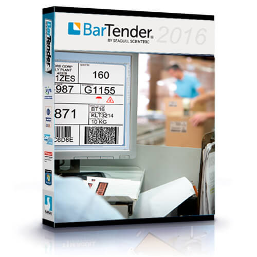 Bartender Software de diseño y producción de etiquetas