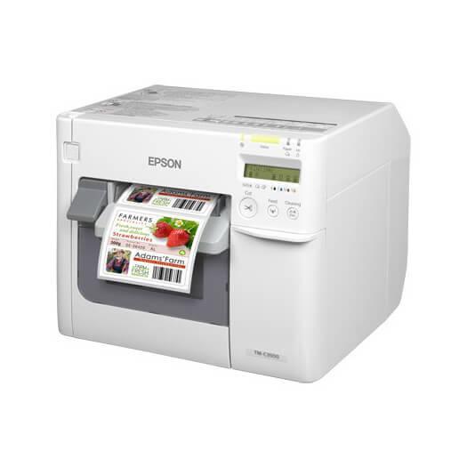 Epson TM-C3500 Epson Colorworks C3500