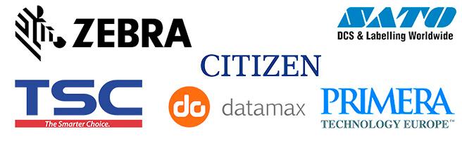 Impresoras de Etiquetas - Etiquetas autoadhesivas - Epson Primera Datamax