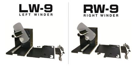 Rebobinador RW-9 y LW-9 para impresora de etiquetas a color Primera LX900 y LX2000e