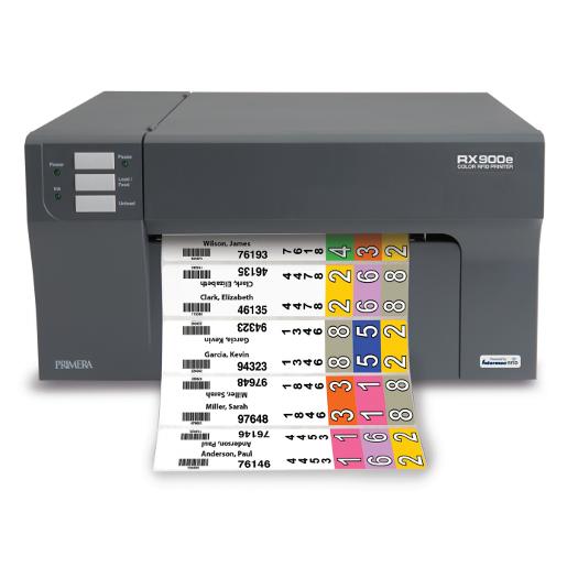 Primera RX900 impresora de etiquetas a color RFID