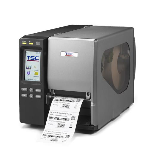 TSC TTP-2410MT  impresora de etiquetas transferencia termica industrial