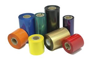 Ribbon thermal transfer impresoras de etiquetas de transferencia termicaq