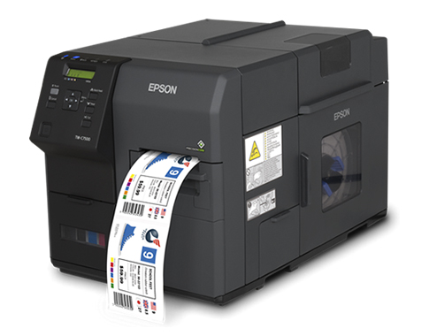 Epson C7500 Colorworks C7500 TM-C7500