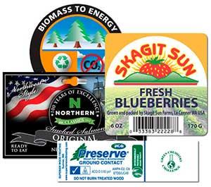 Etiquetas Inkjet Para Impresora de etiquetas a color VipColor VP700