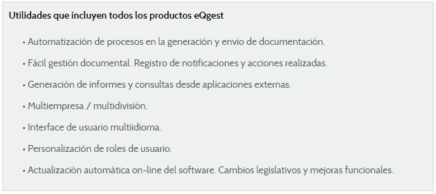 Eqgest descripción software quimico